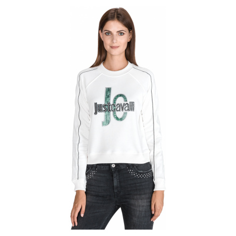 Just Cavalli Sweatshirt White