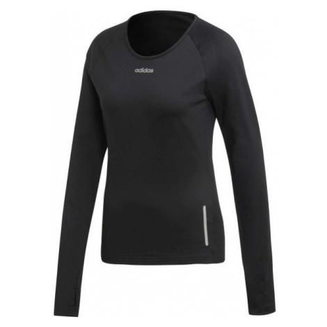 adidas WOMEN SPORT CW LONG SLEEVE TOP black - Women's T-shirt