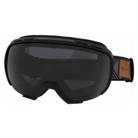 Reaper SOLID black - Snowboard goggles