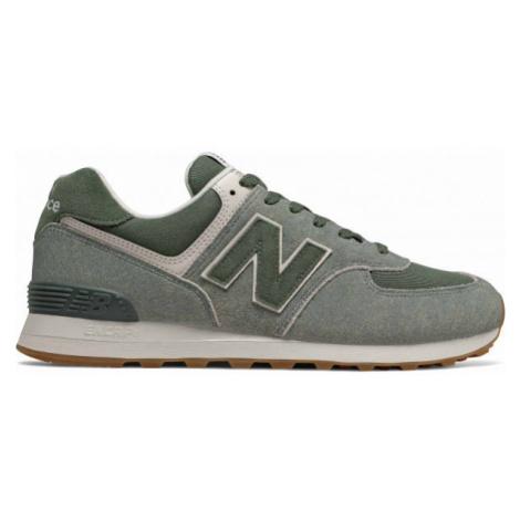 New Balance ML574SPC grey - Men's leisure shoes