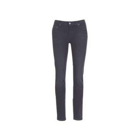 Lee ELLY ZIP women's Jeans in Black