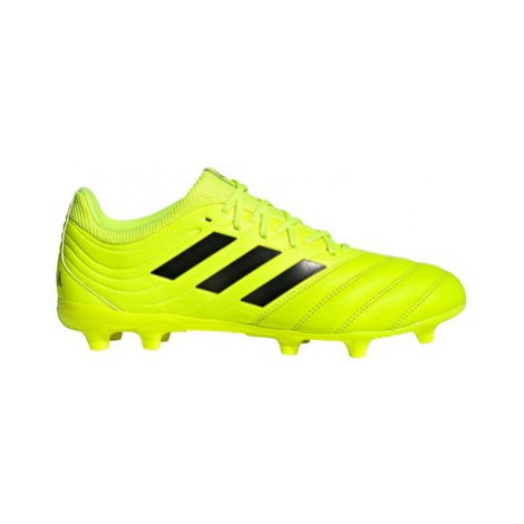 Adidas Copa 19.3 Firm Ground Football Boots - Yellow