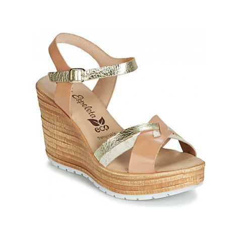 Lola Espeleta RENDALL women's Sandals in Beige