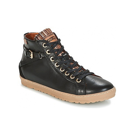 Pikolinos LAGOS 901 women's Shoes (High-top Trainers) in Black