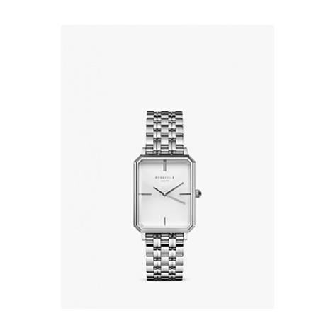 ROSEFIELD Women's Octagonal Bracelet Strap Watch