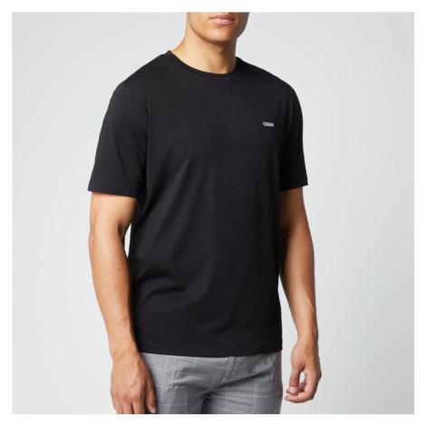 HUGO Men's Dero203 T-Shirt - Black Hugo Boss