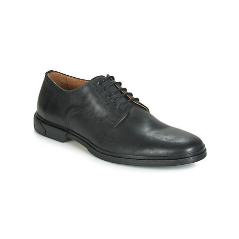 Schmoove BANK-DERBY men's Casual Shoes in Black