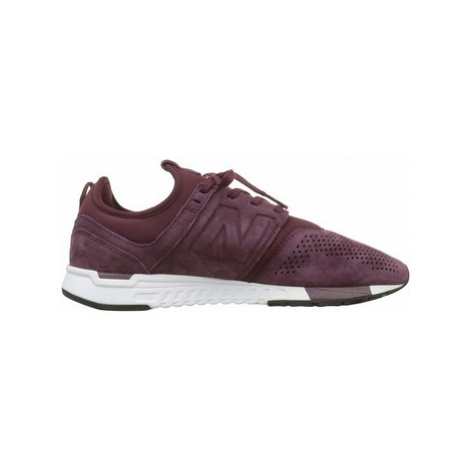 New Balance Domyślna nazwa men's Shoes (Trainers) in Purple