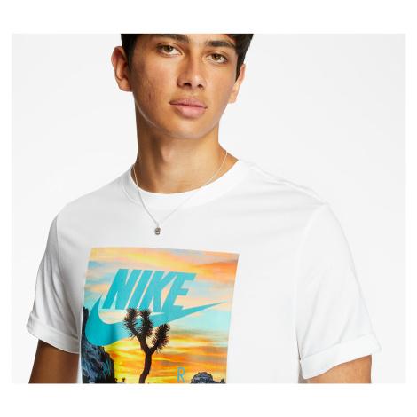 Nike Sportswear Festival Photo Tee White