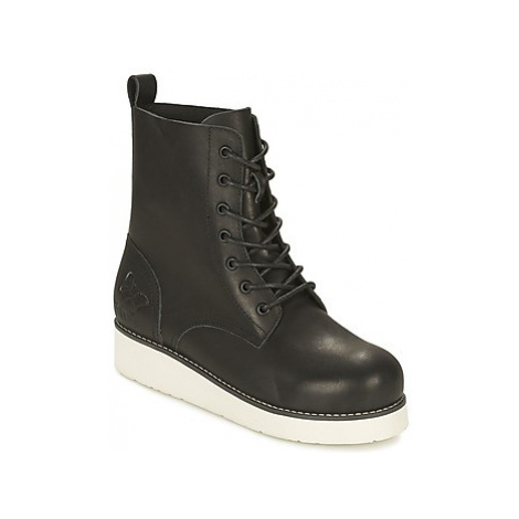 Lola Ramona PEGGY women's Mid Boots in Black