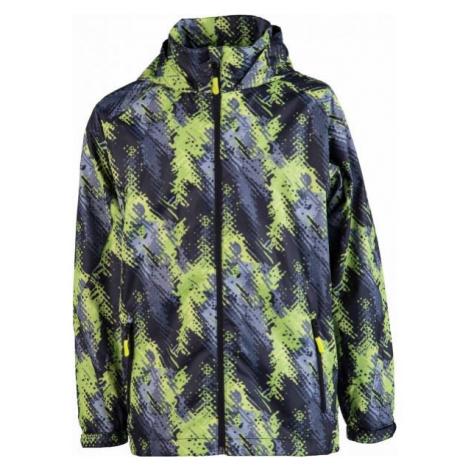 Lewro OFER grey - Boys' shell jacket