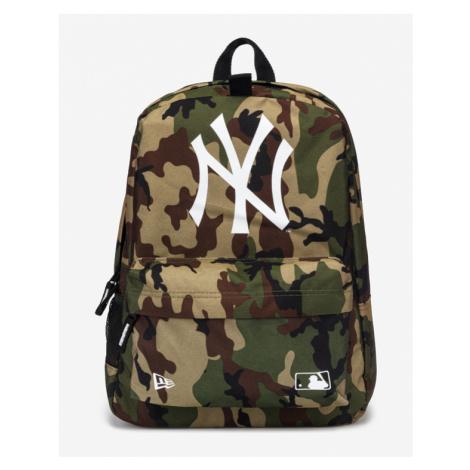 New Era New York Yankees MLB Backpack Green
