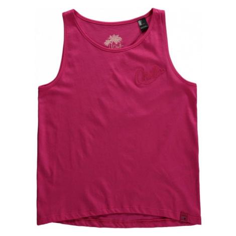 O'Neill LG ESSENTIAL TANKTOP pink - Girls' tank top
