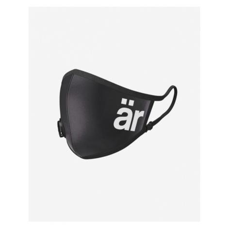 är Big Logo Mask with valve and nanofilter Black