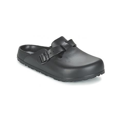 Birkenstock BOSTON EVA women's Clogs (Shoes) in Black