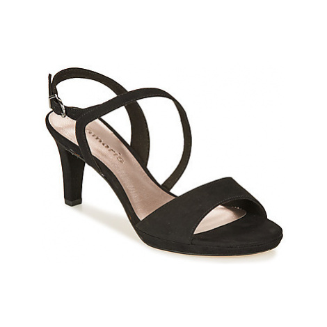 Tamaris DALMA women's Sandals in Black