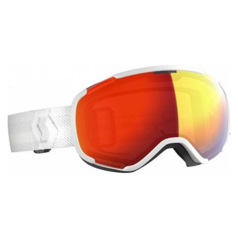 Scott FAZE II LS white - Ski goggles