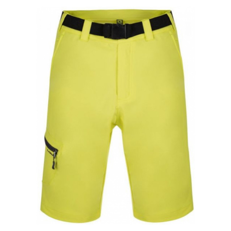 Loap USTAR yellow - Men's sports shorts