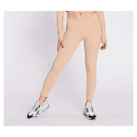 Nike Sportswear Air 7/8 Rib Legging Shimmer/ Ice Silver