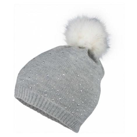 Willard KODY gray - Women's knitted hat