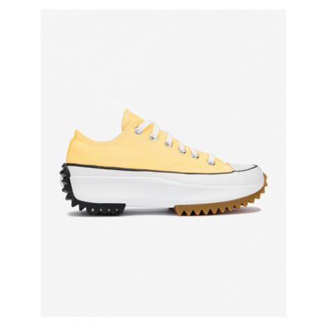Converse Run Star Hike Sneakers Yellow