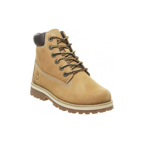 Timberland Courma 6 Inch Boot Youth WHEAT