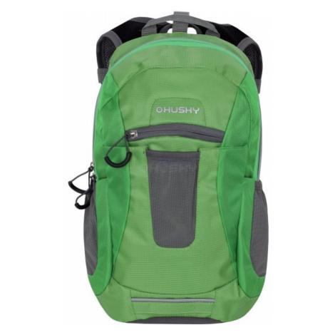 Husky JEMI 10 green - Children's backpack