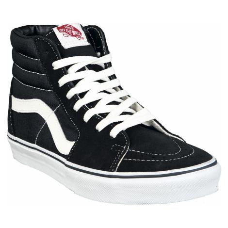 Vans - Sk8-Hi - Sneakers - black-white