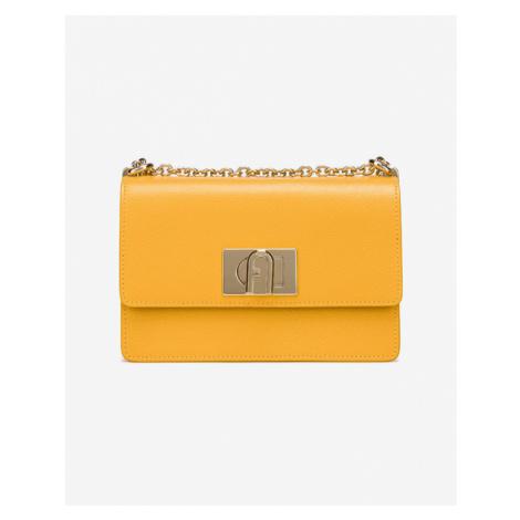 Furla 1927 Mini Cross body bag Yellow