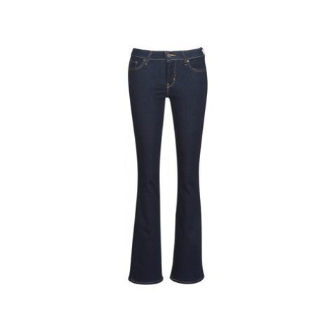 Levis 716 BOOTCUT women's Bootcut Jeans in Blue Levi´s