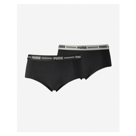 Puma Briefs 2 Piece Black