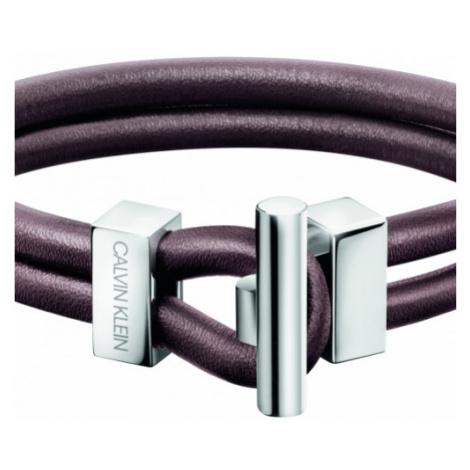 Mens Calvin Klein Stainless Steel Anchor Bracelet KJ8WCB09010M