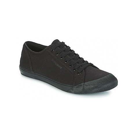 Le Coq Sportif DEAUVILLE-SPORT women's Shoes (Trainers) in Black