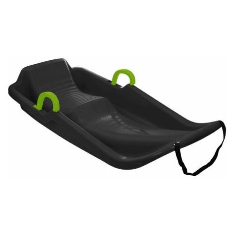 Sulov BOB black - Plastic sled