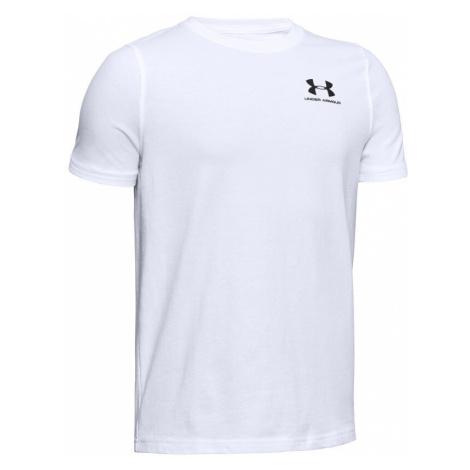 Cotton T-Shirt Men Under Armour