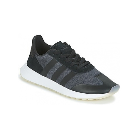 Adidas FLB RUNNER W women's Shoes (Trainers) in Black