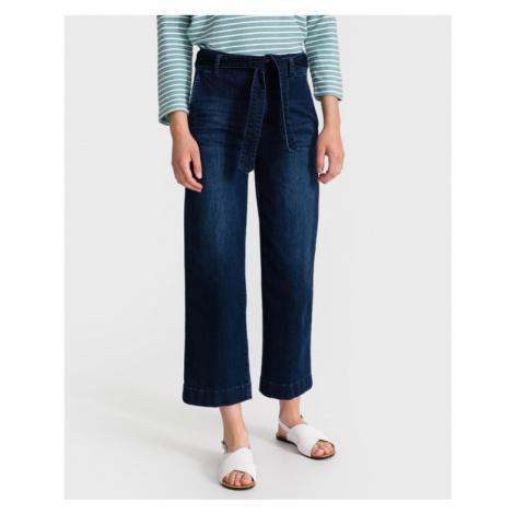 Tom Tailor Culotte Jeans Blue