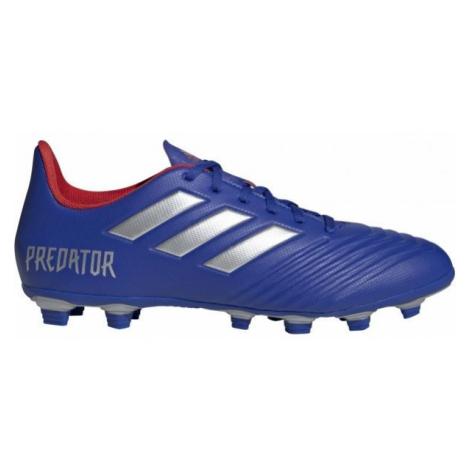 adidas PREDATOR 19.4 FxG white - Men's football boots
