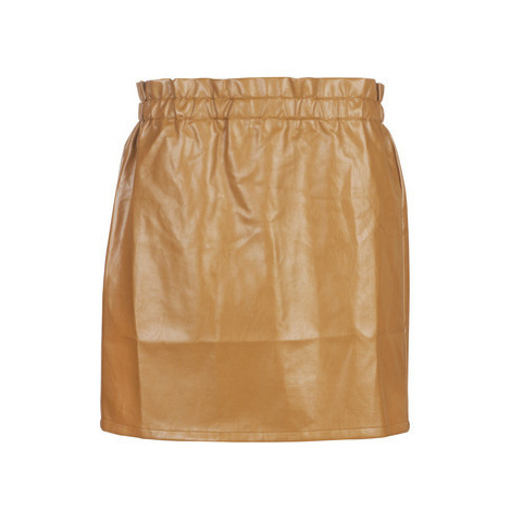 Betty London LILI women's Skirt in Brown