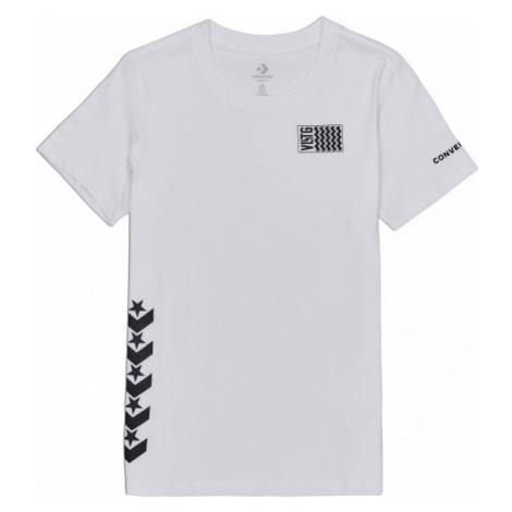 Converse VOLTAGE TEE white - Women's T-shirt