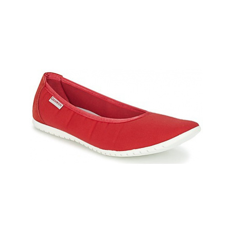 Giesswein DREES women's Slippers in Red