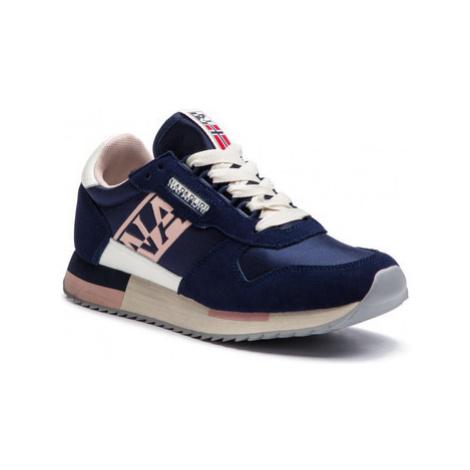 Napapijri Vicky women's Shoes (Trainers) in Blue