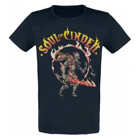 Dark Souls Soul Of Cinder T-Shirt black