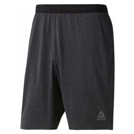 Reebok JERSEY SHORT dark gray - Men's shorts