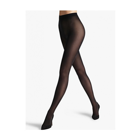 Wolford Satin Opaque 50 Denier Tights, Black