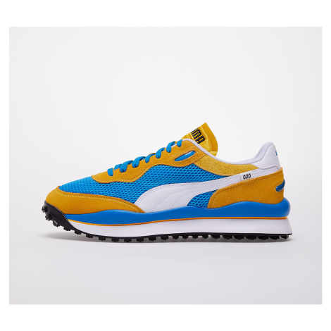 Puma Style Rider Stream On Plat Blue-Spectra