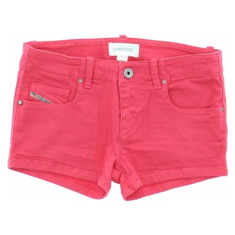 Diesel Kids Shorts Pink
