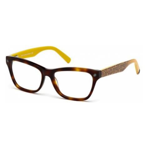 Women's eyeglasses Dsquared²