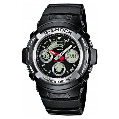 G-Shock Watch Alarm Mens D Casio