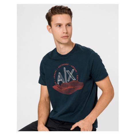 Armani Exchange T-shirt Blue